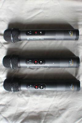 YellowTec iXM Pro Microphone (2 available) - Offers please :)