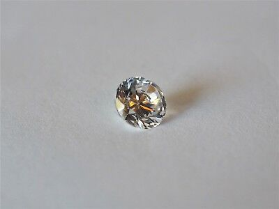 Gorgeous Loose Cubic Zirconia White AAA Round 8mm - Brand New! Bargain Price!
