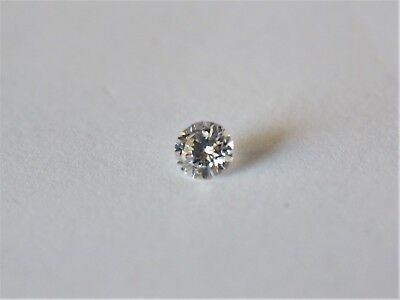 Gorgeous Loose Cubic Zirconia White AAAA Round 5mm  - Brand New! Bargain Price!