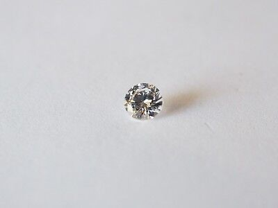 Loose Cubic Zirconia White AAAAA Round 5mm  - Brand New! Bargain Price!