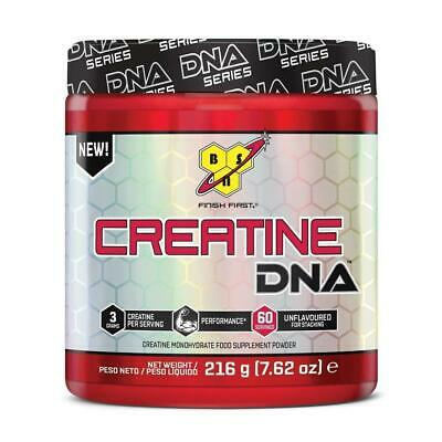 Bsn Dna Series Creatine Monohydrate Powder - 216G / 60 Srvs