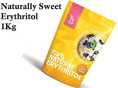 Naturally Sweet Erythritol 1kg