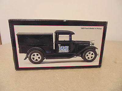 Drag Specialties 1929 Ford Model A Pickup Truck Die-cast Coin Bank