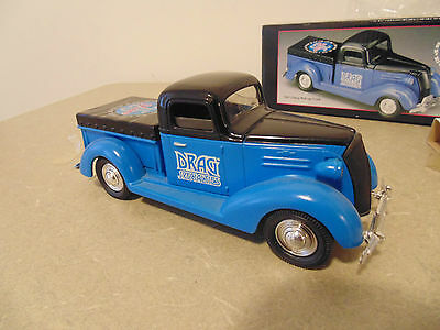 Drag Specialties 1937 Chevy Pickup Truck 25 Years Edition Die-cast Coin Bank