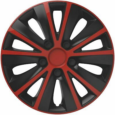 "4X 13"" Inch Stratos Rc Wheel Trims Cover Hub Caps For Kia Picanto 04-11"