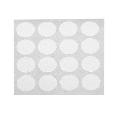 5 Sheets French Manicure Round Edge Tip Guides Nail Art Sticker M7Q5