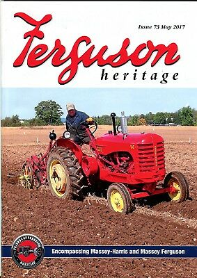 Ferguson Heritage The Magazine of Friends of Ferguson Heritage issue 73