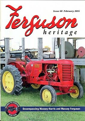Ferguson Heritage The Magazine of Friends of Ferguson Heritage issue 68