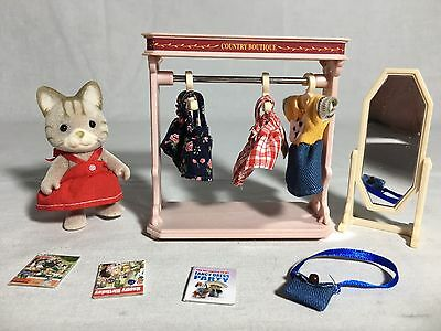 Calico critters/sylvanian Families Camryn's Country Boutique