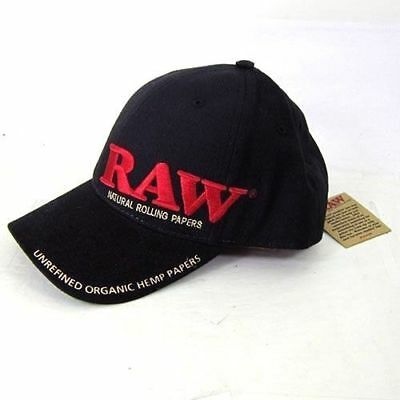 Raw brand  Baseball Cap with concealed wooden poker one size fits all. UK Seller