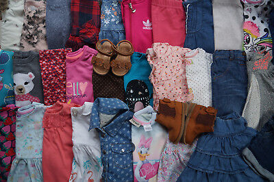 Bundle of girls clothes  12-18 months old - FULL LIST & LOTS OF PICTURES INSIDE