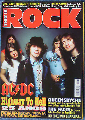 This is Rock #02 August 08 2004 - AC DC, Queensryche, Dio - Spanien