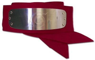 Naruto Red Rock Lee's Cosplay Headband