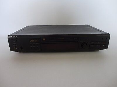 Sony MDS-JE520 Minidisc Deck MD Player Recorder Hi-Fi Stereo Separate Mini Disc