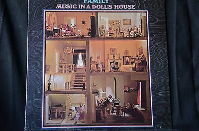 "Family Music In A Doll's House 180g 12"" vinyl LP New + Sealed"