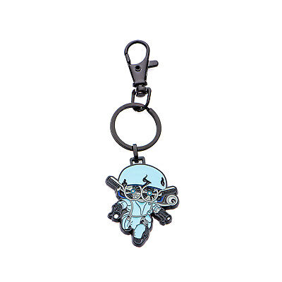 Transformers: The Last Knight Squeaks Black IP Keychain