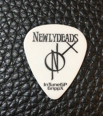 The Newlydeads - Real Tour Guitar Pick - Faster Pussycat