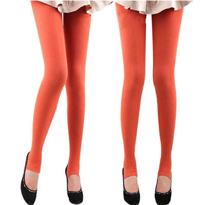 Fashion Women's Sexy Stretchy Skinny Cotton High Waist Leggings Pants New w06