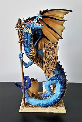 Tudor Mint Land of the Dragons Large Imperial Dragon K186 Retired
