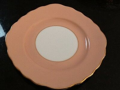 Colclough English Bone China Replacement Bread & Butter Plate Pink Ring Jewllery