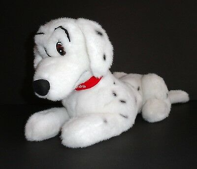 "Disney Store 101 Dalmatians Perdy Plush Dog 15"" with Tag"
