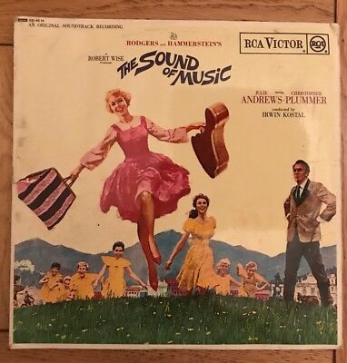 Rodgers & Hammerstein- The Sound Of Music- Vinyl Record