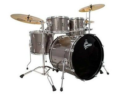 Gretsch GE-E8256S-GST 5 Piece Energy Drum Shell Kit - No Hardware or Cymbals