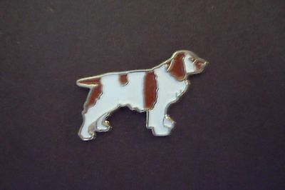 WELSH SPRINGER SPANIEL Dog   Hat Pin Lapel  Pin Tie Tac