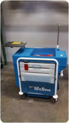 Metro Lifeline Emergency Medical Crash Cart % (151070)