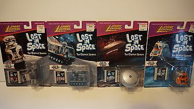 Lost In Space / Johnny Lightning / Set of 4