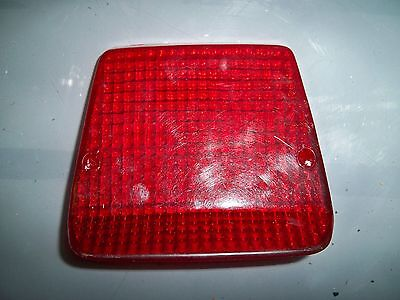 Honda Mbx 80 Mbx80 Rear Light Lens New Old Stock Nos 33702-Ge2-003