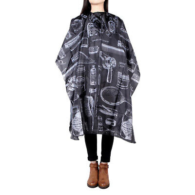 Children /Adult Hair Cut Printing Hairdressing Gown Cloth Cape Salon Hair Barber