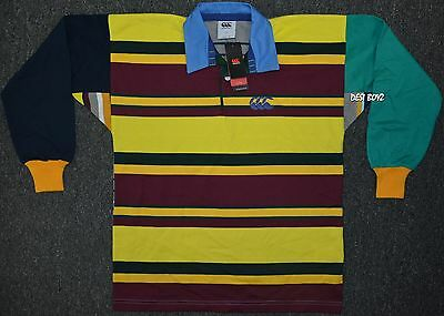 BNWT - Kids Ugly Rugby Jersey Canterbury Uglies Shirt - Size: 12