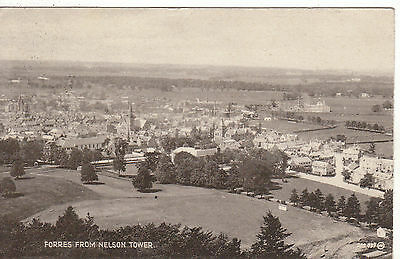 View From Nelson Tower, FORRES, Morayshire