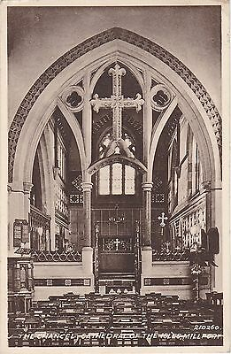 The Cathedral Chancel, MILLPORT, Great Cumbrae Island