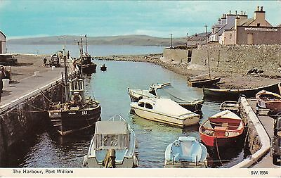 The Harbour & Boats, PORT WILLIAM, Wigtownshire