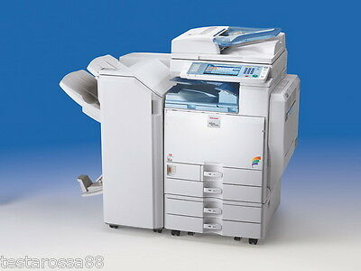Ricoh MPC 3001 Colour Multifunction with Copy Scan Print & Optional Staple