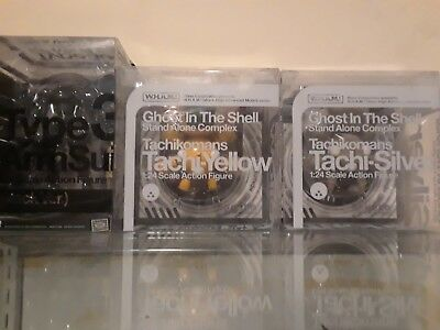 Ghost in the Shell Tachikoma/ ArmSuit variant figure Lot WAVE