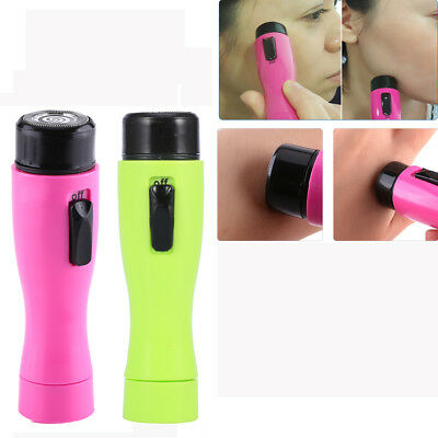 Mini Electric Instant Pain Free Body Hair Remover Home Epilators Shaver Tool