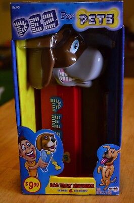 Pez For Pets Dog Treat Dispenser X-LARGE 9 Inch Retired