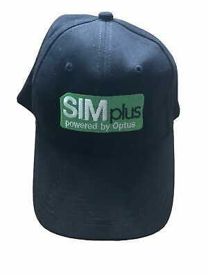 Brand New Vodafone Ashes Series Australia Cricket Hat- Yellow and Green
