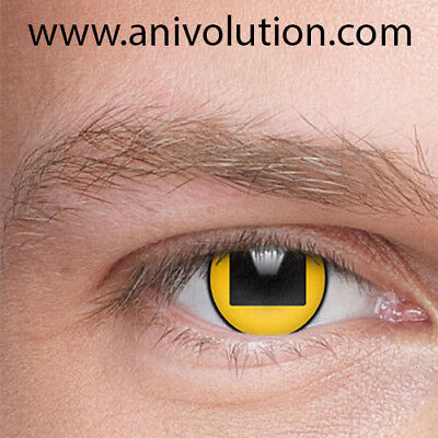 Naruto Saga Halloween Crazy Anime Contact Lenses Color contact lens coloured