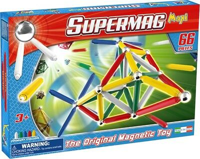 NEW SuperMag Maxi 66 from Mr Toys