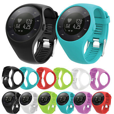Silicone Replacement Band Wrist Strap Wristband Bracelet for Polar M200 Watch