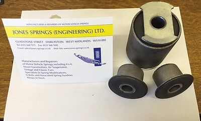 Peugeot Boxer Fiat Ducato Citreon Relay 2006 On Leaf Spring Eye Bush Kit