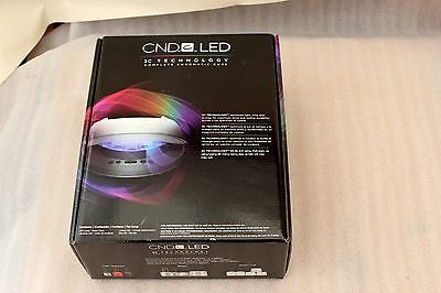 CND LED LAMP Cures Shellac & Brisa IMPORT from USA NEXT DAY RECEIVE