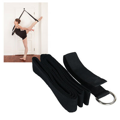 Yoga Stretch Strap Exercise Strap For Physical Dance Fitness Workout Useful