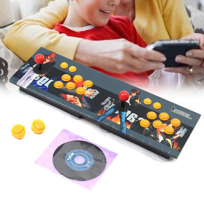 Double Arcade Stick Video Street Game Joystick Button Controller For PC USB