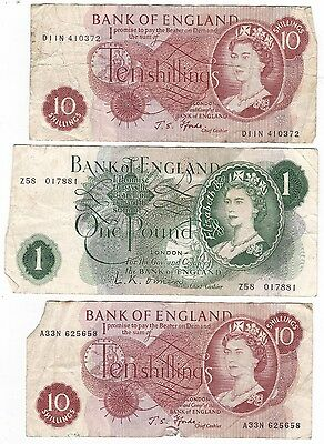 A Mix Of British Notes***Collectors*** (MB3)