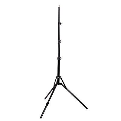 Professional Photography 2m Adjustable 4-Section Studio Aluminium Light Stand